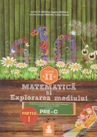Matematica si explorarea mediului - auxiliar clasa a II-a, partea I -cod PRE-C