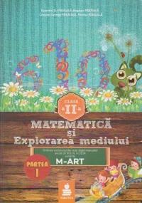 Matematica si explorarea mediului -  clasa a II-a, partea I -cod M-ART