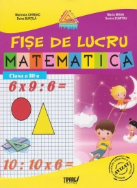 Matematica Fise lucru clasa III