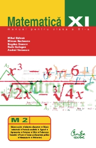 Matematica (M2) Manual pentru clasa