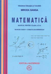 Matematica manual pentru clasa (TC