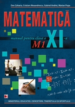 MATEMATICA M1. MANUAL PENTRU CLASA A XI-A