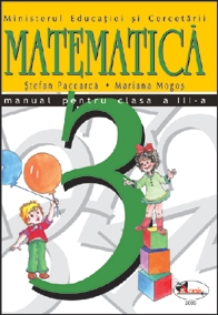 Matematica Manual pentru clasa III