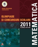 MATEMATICA OLIMPIADE CONCURSURI SCOLARE 2011