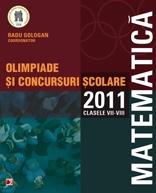 MATEMATICA OLIMPIADE CONCURSURI SCOLARE 2011