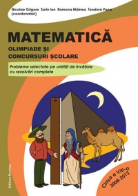 Matematica olimpiade concursuri (clasa VIII