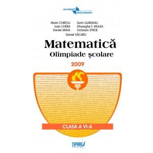 Matematica - Olimpiade scolare 2009. Clasa a VI-a