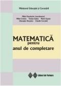 Matematica pentru anul de completare