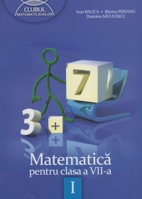 Matematica pentru clasa VII semestrul