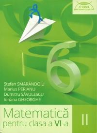 Matematica pentru clasa a VI-a, semestrul II (Clubul Matematicienilor)