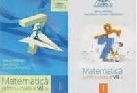Matematica pentru clasa a VII-a, semestrul I (Clubul Matematicienilor)