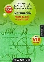 Matematica Pregatirea tezei subiect unic