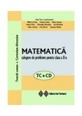 Matematica (TC+CD). Culegere de probleme pentru clasa a X-a