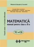 Matematica (TC+CD). Manual pentru clasa a X-a