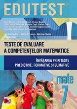MATEMATICA TESTE EVALUARE COMPETENTELOR MATEMATICE