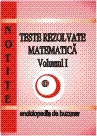 Notite Matematica vol bac 2009