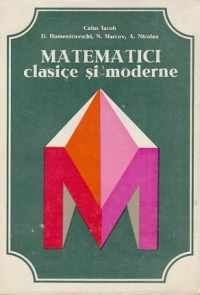 Matematici clasice moderne Volumul lea