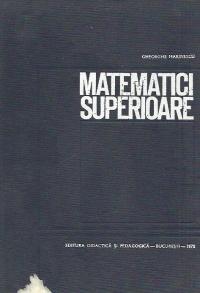 Matematici superioare