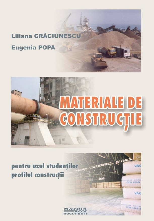Materiale de constructie (pentru uzul studentilor - profil constructii)