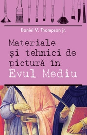 Materiale tehnici pictura Evul Mediu