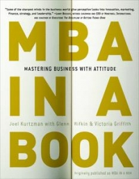 MBA BOOK: MASTERING BUSINESS WITH