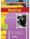 Mecanica fina manual pentru clasa