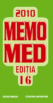 Memomed 2010. Editia 16 + Ghid Farmacoterapic Alopat si Homeopat