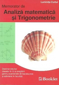 Memorator analiza matematica trigonometrie