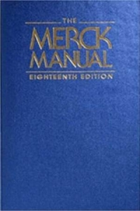 Merck Manual of Diagnosis and Therapy, 18th edition