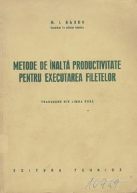 Metode inalta productivitate pentru executarea