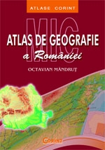 MIC ATLAS GEOGRAFIE ROMANIEI