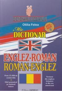 Mic dictionar englez roman roman