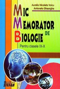 Mic memorator biologie pentru clasele