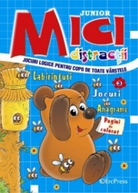 Mici distractii Jocuri logice pentru