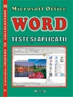 Microsoft Office Word Teste aplicatii