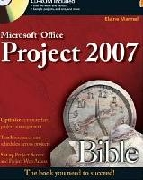 Microsoft Project 2007 Bible (Paperback)