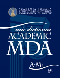 Mic dictionar academic (vol II)