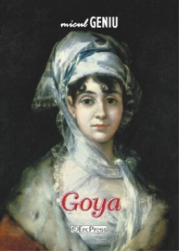 Micul geniu Goya (carte DVD)