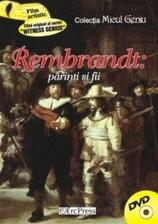 Micul geniu, nr. 1 - Rembrandt (carte + DVD)