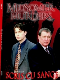 Midsomer murders - Nr. 4 - Scris cu sange