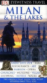 Milan and Lakes Eyewitness Travel Guide