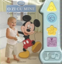 Disney Baby mine Carte sunete