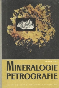 Mineralogie si petrografie