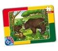 Mini Puzzle Animale Ursi