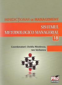 Minidictionar management (18) Sistemul metodologico