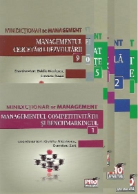Minidictionar management (20 volume)