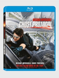 Misiune Imposibila : Protocol fantoma (Blu-ray)