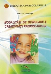 Modalitati de stimulare a creativitatii prescolarilor