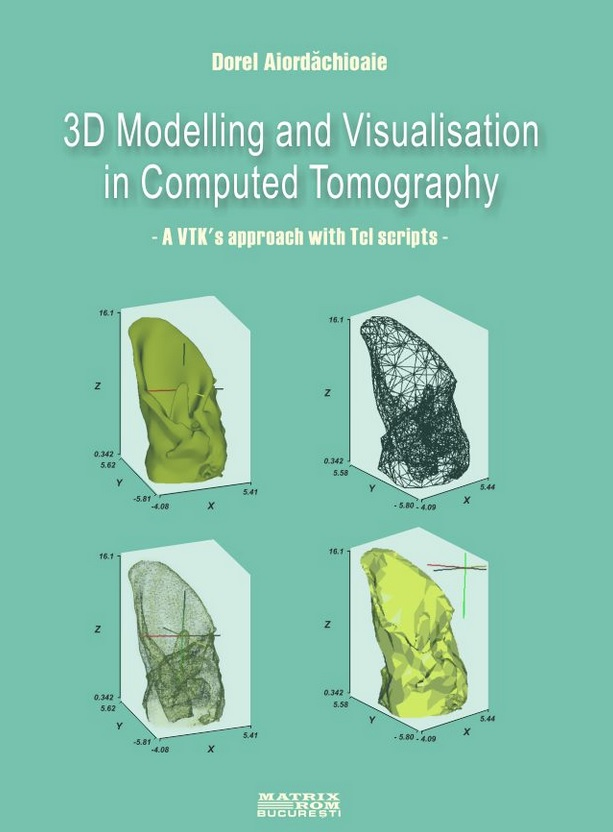 Modelling and Visualisation Computed Tomography