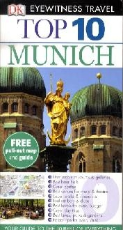 Munich Eyewitness Top 10 Travel Guide
